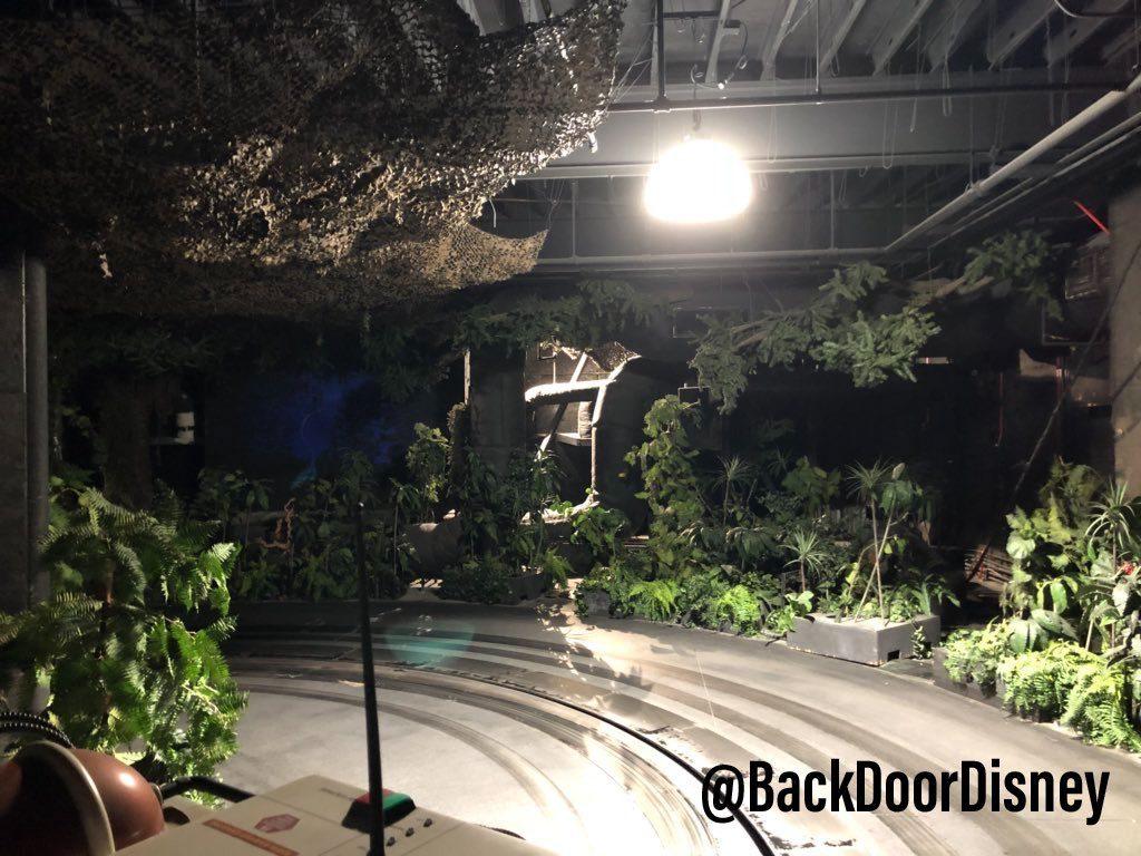 dinosaur meteor shower scene